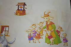 Textil - 7 kozliatok - 6715386_