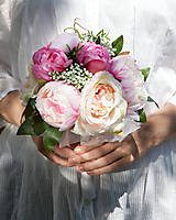 Svadobná kytica pre nevestu