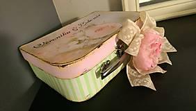 - Svadobný kufrík - 6713022_
