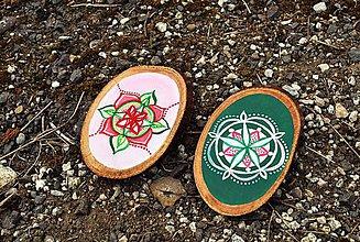 Obrazy - Skalné kvety - 6712902_