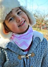 Detské doplnky - Šatka na krk - 6716216_