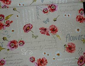 Textil - Fleurs - 6715631_