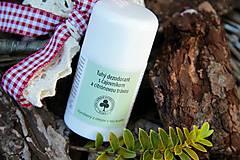 Drogéria - Tuhý dezodorant s čajovníkom a citrónovou trávou - 6718309_