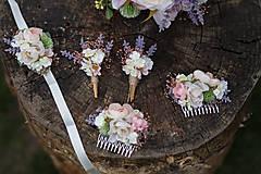 Pierka - Svadobné pierka pre ženícha a svedka