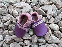 Topánočky - Capacky vel.  S, VD 12,5cm - 6715475_