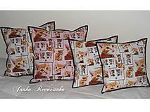 Taštičky - mačičky kozmetičky - 6715571_