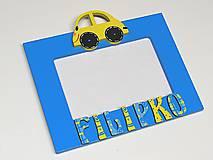 Rámiky - fotorámik pre Filipka - 6721225_