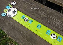 Hračky - meter futbalistu - 6721366_