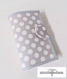 Peňaženky - Peněženka cool - 4 karty - 6724117_