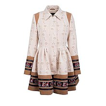Kabáty - Semišový kabátik EVE (na objednávku) - 6722323_