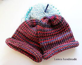 Čiapky - BEZŠVÍKOVÉ čiapky - 6720566_