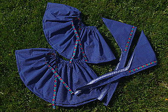 Detské oblečenie - detská suknička - 6720582_