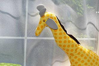 Textil - Žirafka - 6728576_