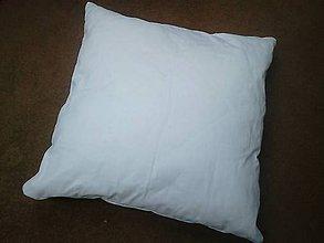Úžitkový textil - vankúš 40 x 40 výplň - 6725154_