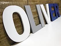 Tabuľky - 13cm OLIVER - 6728621_