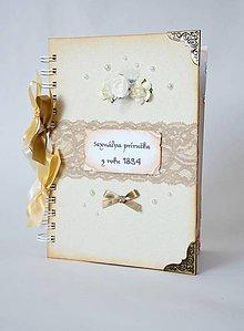 Papiernictvo - Darček pre budúcu nevestu na rozlúčku so slobodou - 6724860_