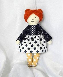 Hračky - bábika / Legendárni parta (1) - 6727202_