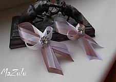 - svadobné pierko v staroružovom /malé/ - 6724969_