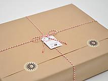 Svietidlá a sviečky - Robustus Svietnik s kvetinovým tienidlom - lúčne kvietky - 6725159_