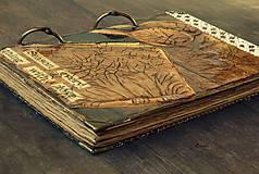Papiernictvo - Receptár - Kuchárska kniha - Vintage-Babkina kuchyňa 1/Posledný kus - 6726961_