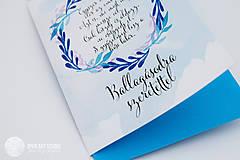 Papiernictvo - Pohľadnica na Rozlúčku so školou - 6724637_