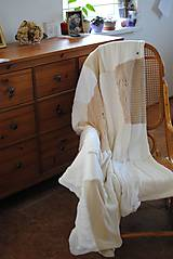 Úžitkový textil - Provensálska deka mäkkučká - 6726852_