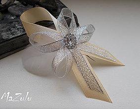 Pierka - svadobné pierko pre družbu, rodičov - 6728932_