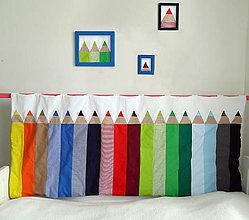 Úžitkový textil - Zástena Ceruzky tenká - 6734777_