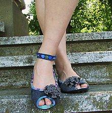 Iné šperky - Jeansová kolekcia II - 6735184_