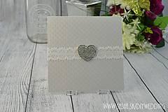 Papiernictvo - Svadobné oznámenie Harriet - 6737853_