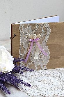 Papiernictvo - Kniha hostí Lovely II. - 6737038  4582637e137