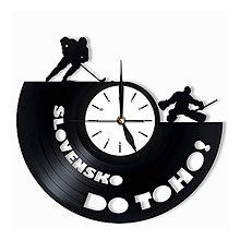 Hodiny - Hodiny na stenu Hokej - 6736121_