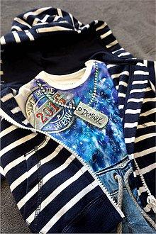 Detské oblečenie - som tu nový :)  - body - 6740770_