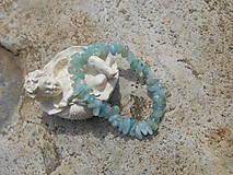 Náramky - AKVA-MARINA-BLUE II - 6738475_