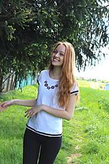 Tričká - Vyšívané folk 2 - 6741696_