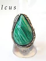 Prstene - Prsteň Amazonit - Niteris - 6739846_