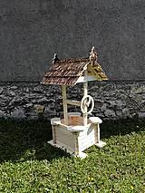 Dekorácie - záhradná studňa - 6740305_