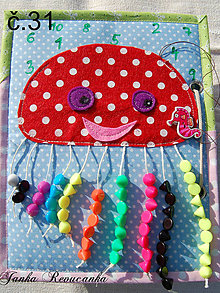 Hračky - chobotnička - 6740808_