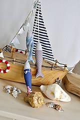 Dekorácie - Ryby, rybky - 6743786_