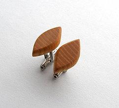 Šperky - Jaseňové očká - 6742153_