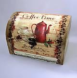 - Truhlica na kávové kapsule - 6748670_