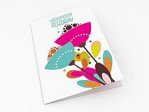 Papiernictvo - Veľkonočný pozdrav - 6749596_