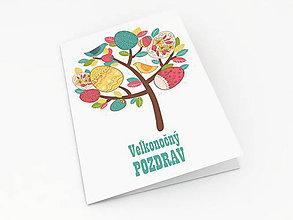 Papiernictvo - Veľkonočný pozdrav - 6749626_