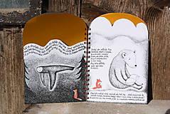 Knihy - Mia, poslední barevná liška - 6746444_