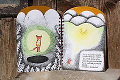 Knihy - Mia, poslední barevná liška - 6746450_