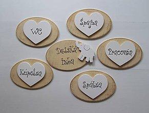Tabuľky - Tabuľky na označenie dverí - 6746786_
