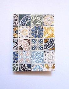 Papiernictvo - Zápisník portugalský - 6747804_
