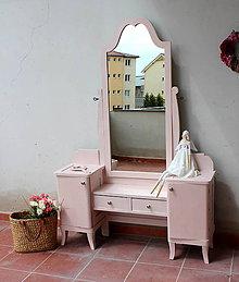 Nábytok - Toaletka Peu La Rose - 6746734_