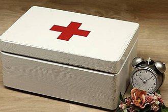 Krabičky - Lekárnička HM - Krabica 300x200 - 6750840_