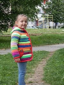 Detské oblečenie - Sveter - 6751345_